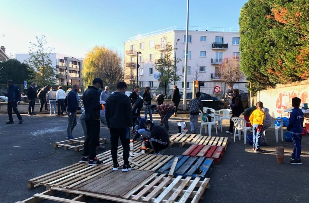 Chantier Solidaire AURORE